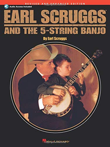 - Earl Scruggs and the 5-String Banjo: Revised and Enhanced Edition - Book with CD