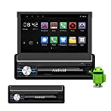 Lexxson Car Navigation 7inch 1024x600 Super High Definition Digital Screen Built-in Gps 1.2G Quad Core Android 6.0 System Build-in WIFI 7 Color LED Backlight CT0013