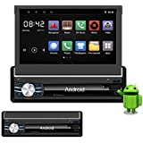 Lexxson Car Navigation 7inch 1024x600 Super High Definition Digital Screen Built-in Gps 1.2G Quad Core Android 6.0 System Build-in WIFI 7 Color LED Backlight With Remote Control CT0013