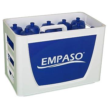 EMPASO TeamCrate (WB) - La nueva caja Portabotellas con 12 botellas deportes