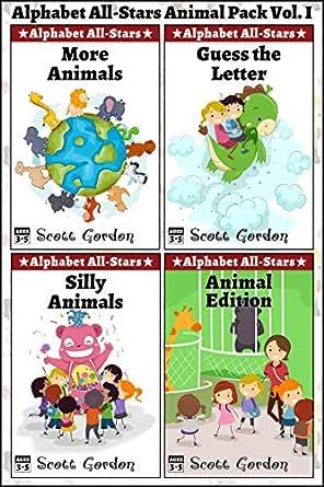 Alphabet All-Stars Animal Pack Vol. 1 (English Edition) eBook ...