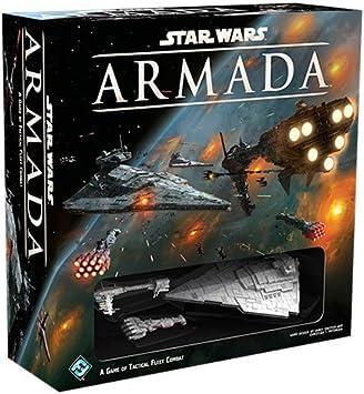 Edge Entertainment- Star Wars Juego de Mesa Armada (SWM01): Amazon ...