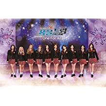 REAL GIRLS PROJECT - THE iDOLM@STER.KR O.S.T ONE FOR ALL 2CD+2Photocard+Postcard
