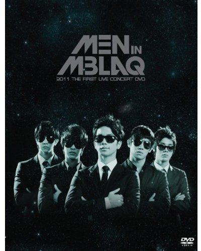 DVD : Mblaq - 2011 Live Concert (Asia - Import, 3 Disc)