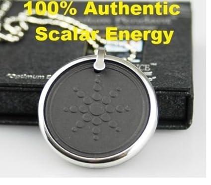 Quantum Scalar de gran potencia de energía colgante bio Collar Equilibrio Powe 151