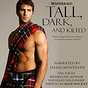 Tall, Dark, and Kilted Audiobook