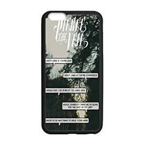 Custom Pierce The Veil Phone Case Laser Technology for iPhone 6 Plus Designed by HnW Accessories