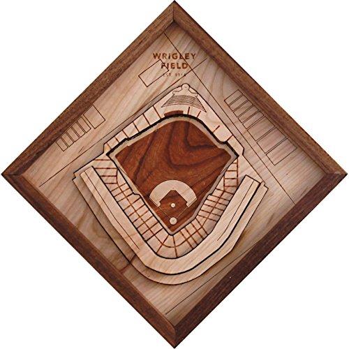 Wrigley Field Diamond - Wrigley Field Ballpark Diamond