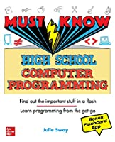Must Know High School Computer Programming Front Cover