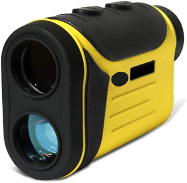 KXDLR Golf Range Finder, Telémetro Láser 874 Yardas / 800M 8X con Balístico De Compensación, Bandera-Lock, Ángulo Velocidad Distancia Medición De La Altura