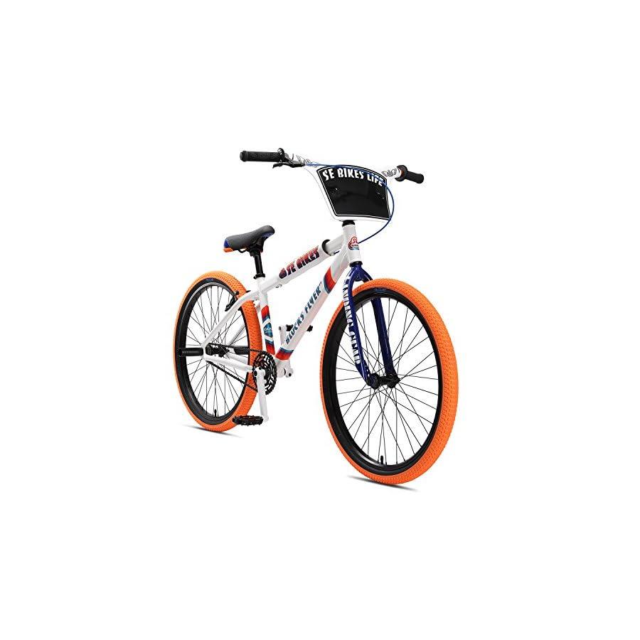 "SE Blocks Flyer 26"" BMX Bike 2018"