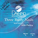 Three Rusty Nails [Accompaniment/Performance Track] offers