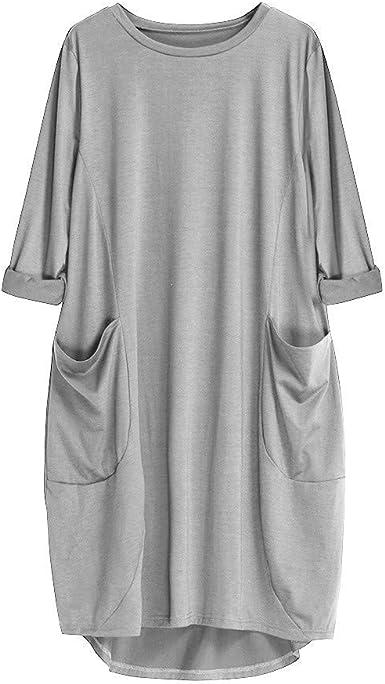 Camisa De Mujer Camisa De Manga Larga Camisa Larga Vintage ...