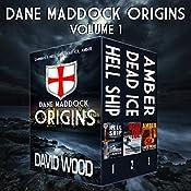 The Dane Maddock Origins: Omnibus 1 | David Wood