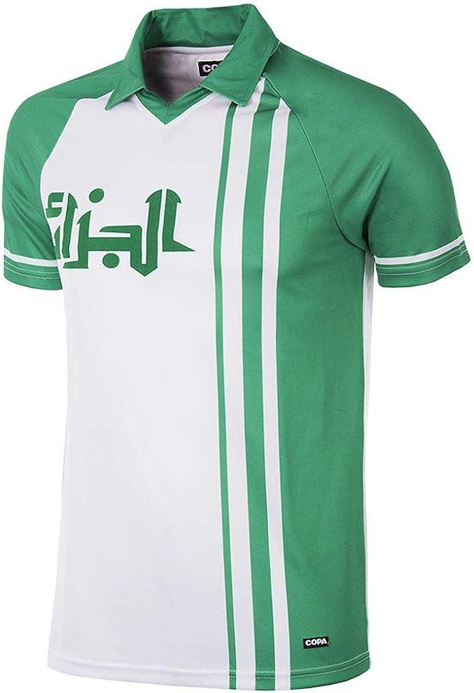 Algerien Retro Trikot WM 1982 COPA
