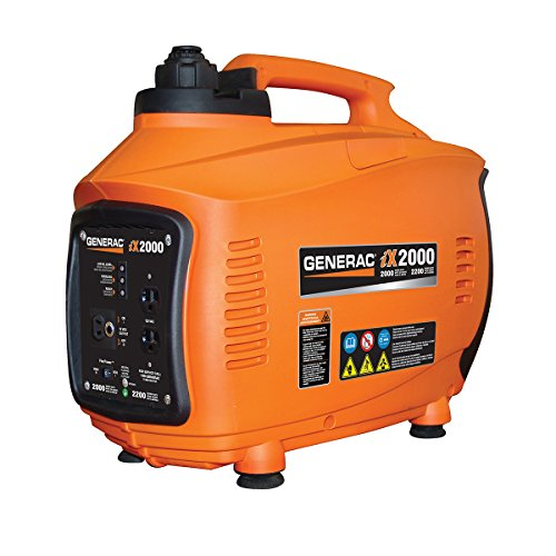 Generac-iX800-800-Watt-38cc-4-Stroke-OHV-Gas-Powered-Portable-Inverter-Generator