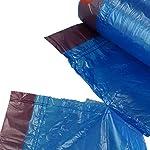 Bringer-200-Bag-Bolsas-de-basura-con-cordon-azul-bolsas-de-basura-de-20-L