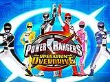 Power Rangers Operation Overdrive Season 1