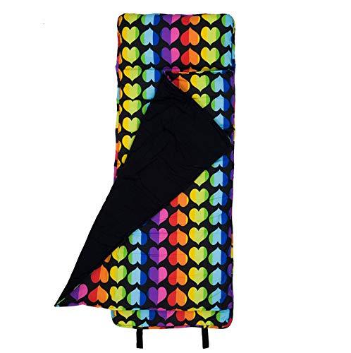 Hebel Original Nap Mat, Features Built-in Blanket and