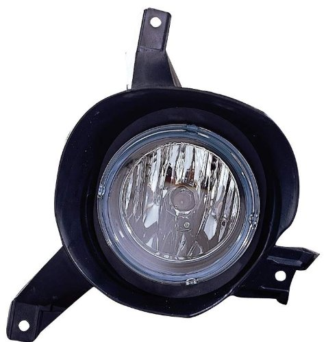 Depo 330-2013L-ASN Ford Explorer Sport Trac Driver Side Replacement Fog Light Assembly
