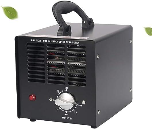 Oz3 Generador de ozono Industrial 15000mg / h, purificador de Aire ...