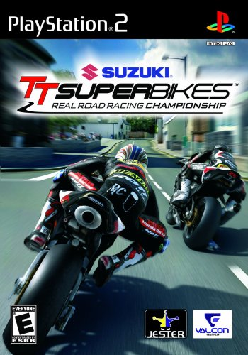 Suzuki TT Superbikes: Real Road Racing Championship (Length Of Isle Of Man Tt Course)