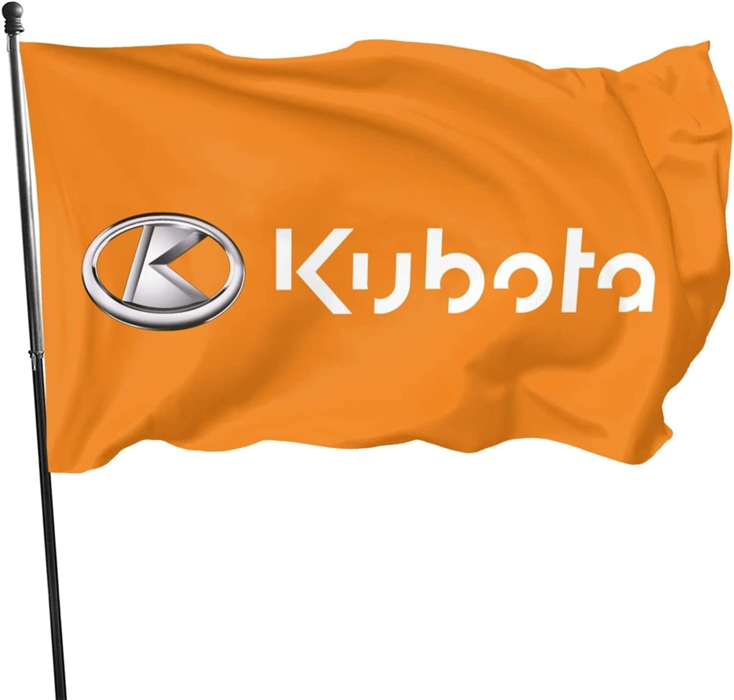 Kubota Flags Outdoor Banner Garden Home Decor Flag Colorful Poster Sign 3x5 Ft