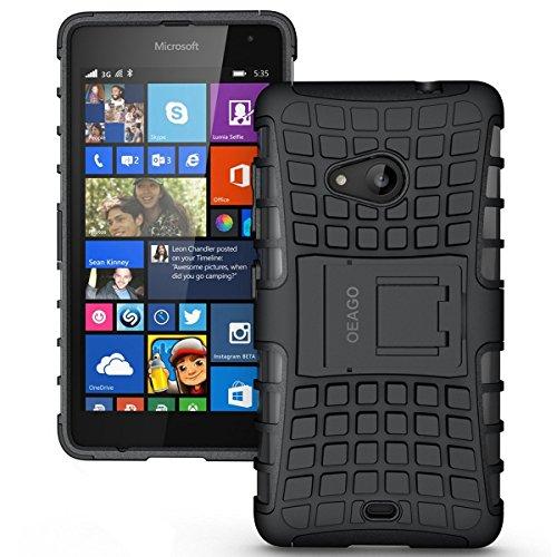Microsoft Lumia 535 Case Cover, OEAGO To