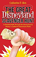 """See the enchantment of the Disneyland resort in a whole new way with """"The Great Disneyland Scavenger Hunt."""" From Main Street U.S.A. to New Orleans Square, Walt Disney lovingly designed every detail to immerse guests in the magic of his theme ..."""