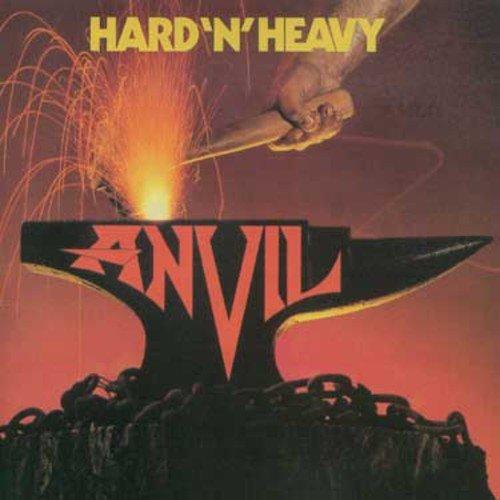 CD : Anvil - Hard N Heavy (Canada - Import)