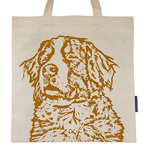 Cosmo the Bernese Mountain Dog Tote Bag
