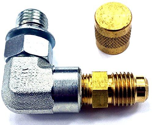 fuel pressure gauge for ford - 8