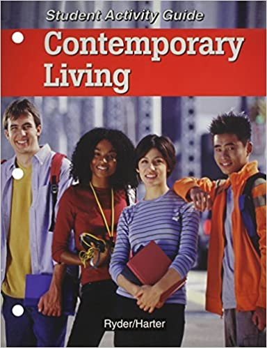 Contemporary Living by Verdene Ryder (2004-01-31)