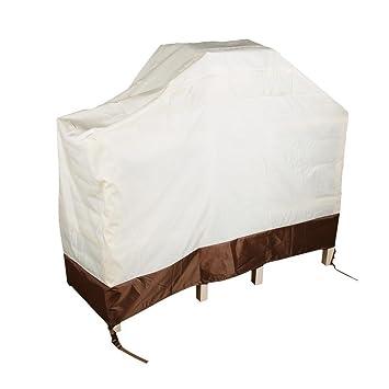kicode Campana de parrilla Barbacoa l145 cm resistente al agua Protector Solar Resistente al polvo para