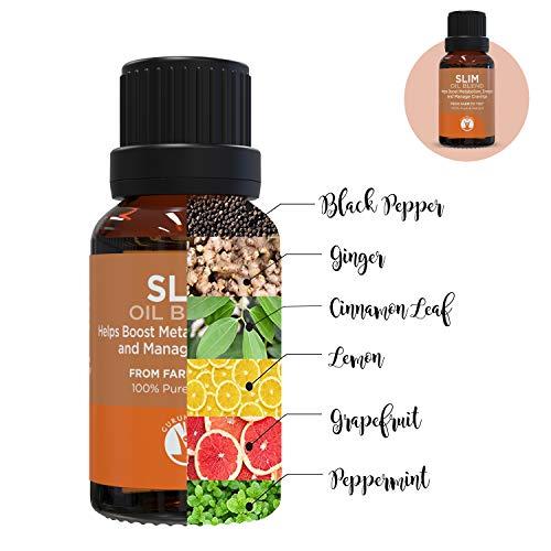Amazon.com: Mezclas delgadas de aceites esenciales, cura con ...