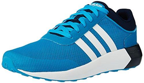 adidas Cloudfoam Race, Zapatillas de Deporte para Hombre, Negro Azul (Azusol / Ftwbla / Maruni)