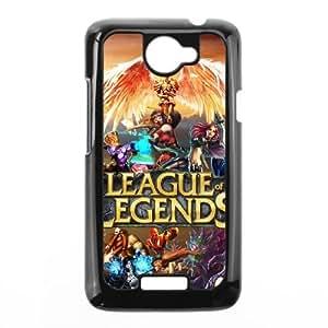 League Of Legends HTC One X Cell Phone Case Black VC012821