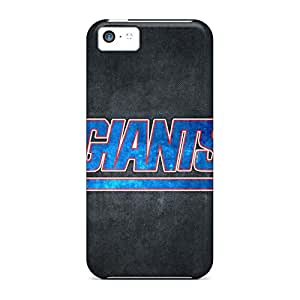 Hard cell phone carrying skins Pretty Iphone Cases Covers Extreme iphone 5c - new york giants 8