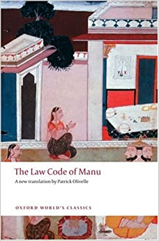 Book The Law Code of Manu (Oxford World's Classics)