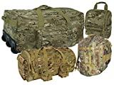 Multicam OCP 4 Piece Travel Kit: Deployment Bag, 3 Day Packpack, Commander Duffle & Shave Kit