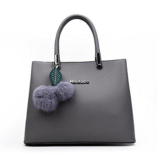 Aoligei Fashion sac féminin accrocher un sac à bandoulière B