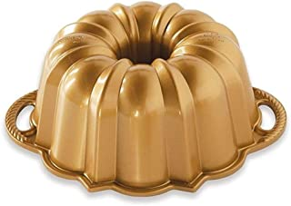 product image for Nordic Ware Anniversary Bundt 6 Cup, Gold