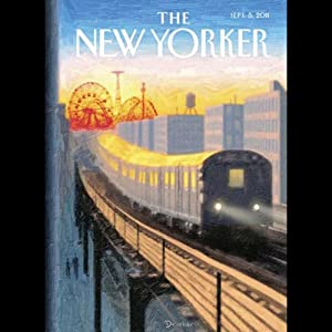 The New Yorker, September 5th 2011 (Rebecca Mead, Tad Friend, Ian Frazier) Periodical