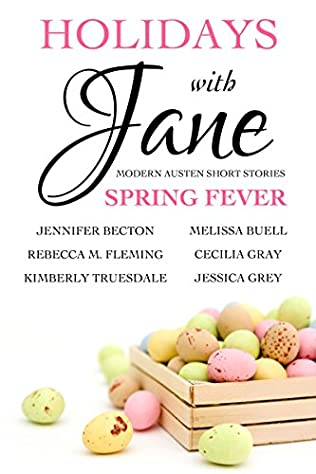 book cover of Holidays with Jane
