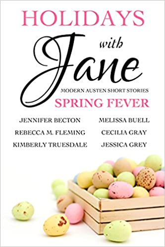 Read online Holidays with Jane: Spring Fever PDF, azw (Kindle), ePub, doc, mobi