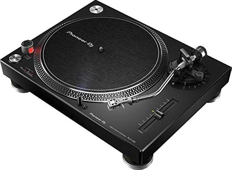 Pioneer DJ 다이렉트 드라이브 턴 테이블 PLX-500-K
