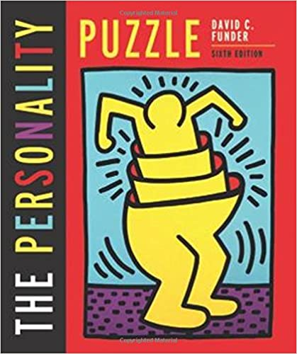 Personality Puzzle Funder Ebook 13