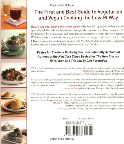 Low glycemic index easy recipes