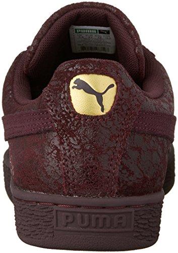 PUMA Fashion Winetasting Suede Women's WN's Sneaker Winetasting Remaster 4IgR4rwq