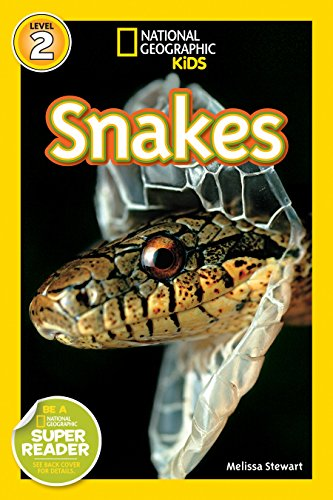 - National Geographic Readers: Snakes